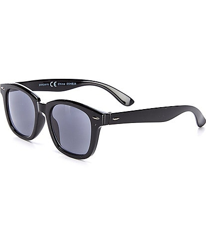 Peepers Frontier Black Reading Sunglasses