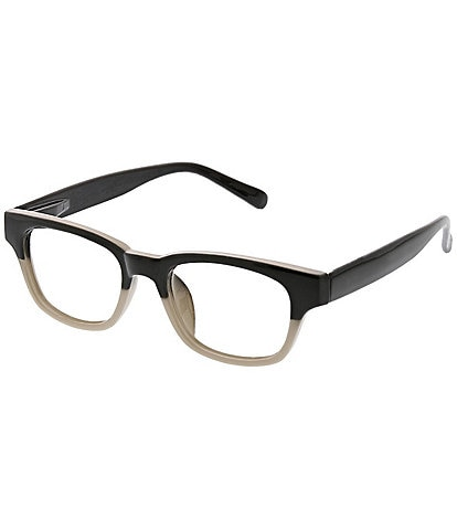 Peepers Layover Blue Light Reader Glasses