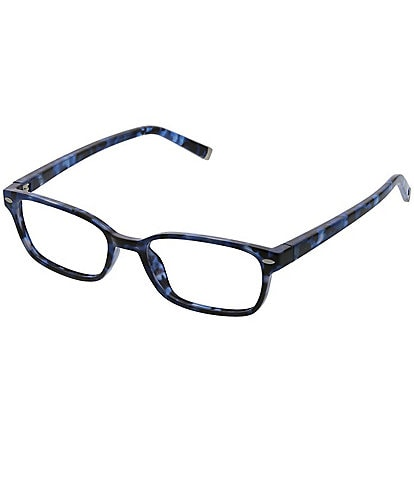 Peepers Men's Cooper Blue Light Reader Glasses