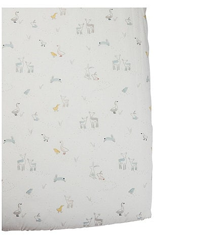 Pehr Baby Animal Just Hatched Crib Sheets