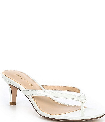 Pelle Moda Effi4 Patent Leather Dress Sandals