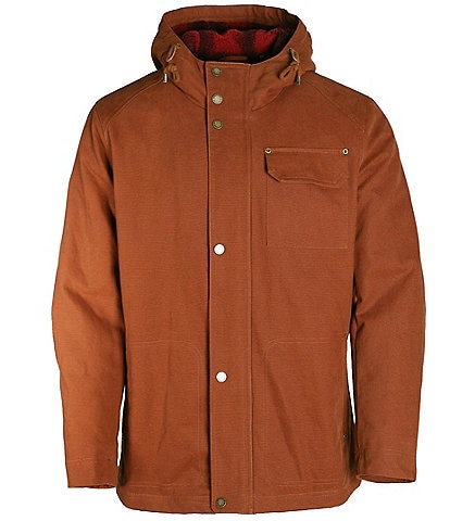 Pendleton Brothers Hooded Timber Cruiser Jacket