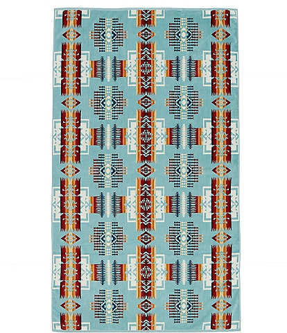 Pendleton Chief Joseph Oversized Spa/Beach Towel