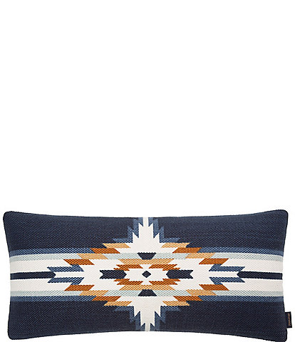 Pendleton Chief Star Embroidered Pillow