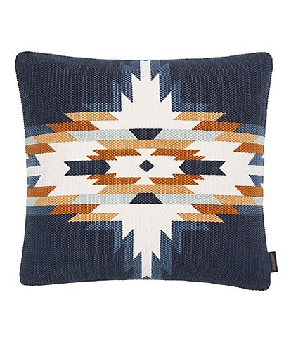 Pendleton Chief Star Square Pillow