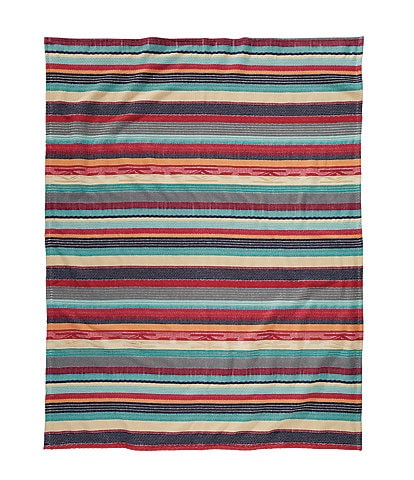 Pendleton Chimayo Stripe Cotton Throw