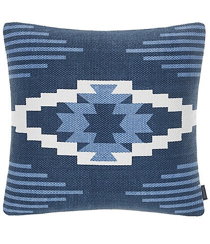 Pendleton Creekside Geometric Square Pillow