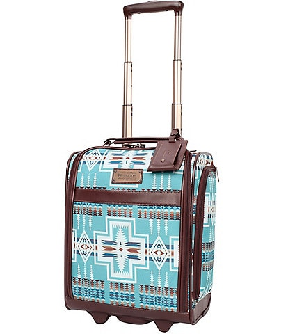 Pendleton Harding Aqua Rolling Under Seat Bag
