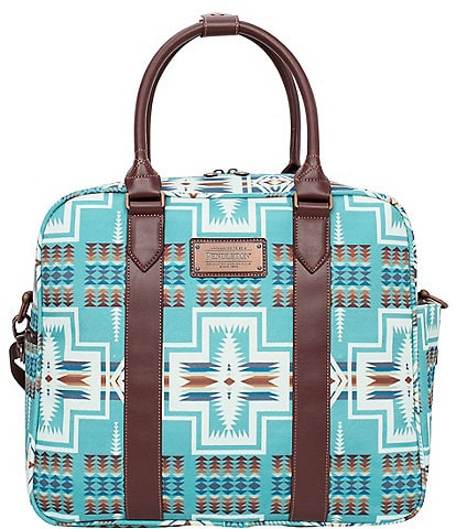 Pendleton Harding Aqua Weekender Bag