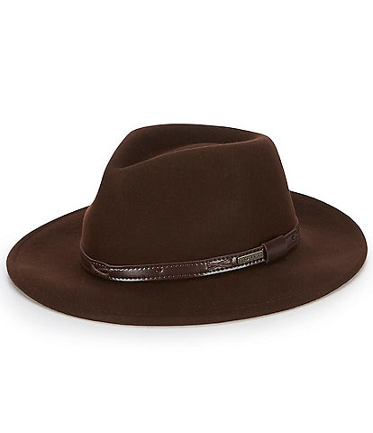 Pendleton Water-Repellent Wool Felt Indy Hat