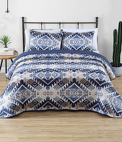 Pendleton Journey West Coverlet Mini Set