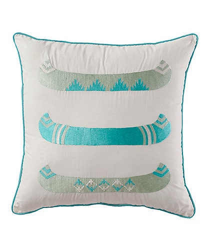 Pendleton Kid's Canoe Square Pillow