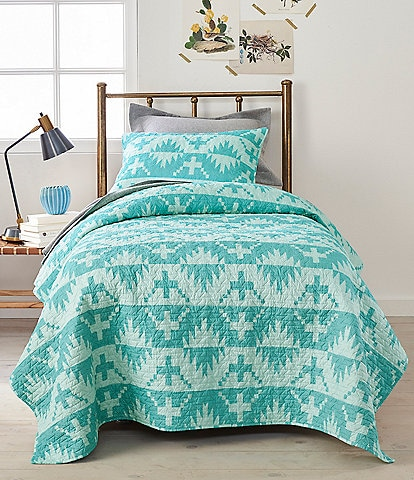 Pendleton Kid's Spider Rock Twin Coverlet Mini Set