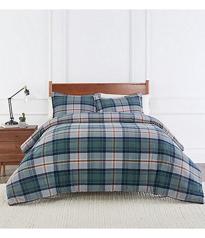 Pendleton Mosier Plaid Comforter Mini Set