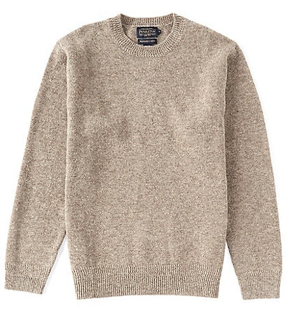 Pendleton Shetland Wool Crew Sweater