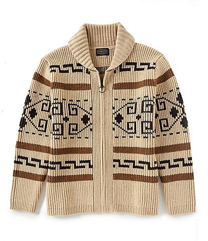 Pendleton The Original Westerley Full-Zip Sweater
