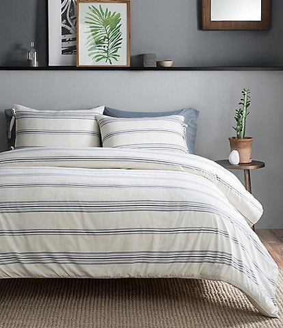 Pendleton Ticking Stripe Duvet Mini Set
