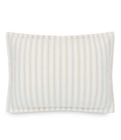 Pendleton Ticking Stripe Standard Sham