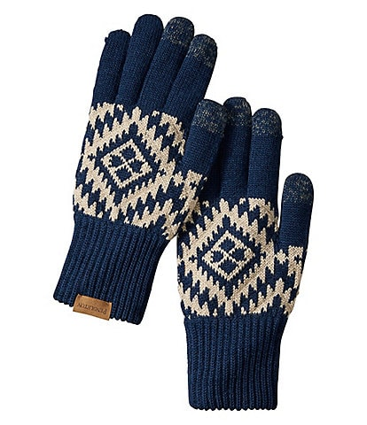 Pendleton Unisex Merino Wool Knit Tech Gloves