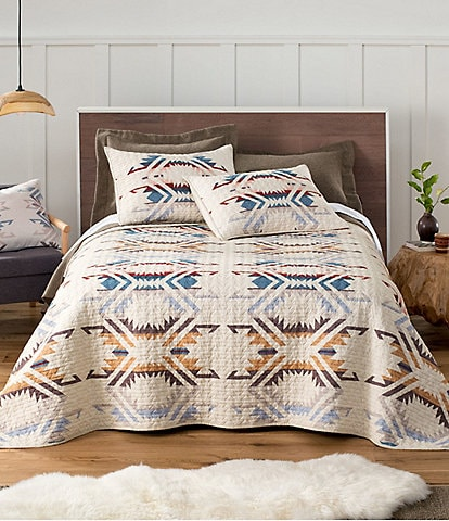 Pendleton White Sands Coverlet Mini Set