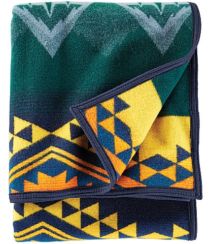 Pendleton Wildland Heroes FIrefighters Blanket Throw