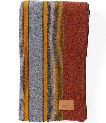 Pendleton Wool Yakima Camp Throw