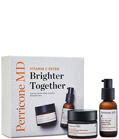 Perricone MD VITAMIN C ESTER Brighter Together Set
