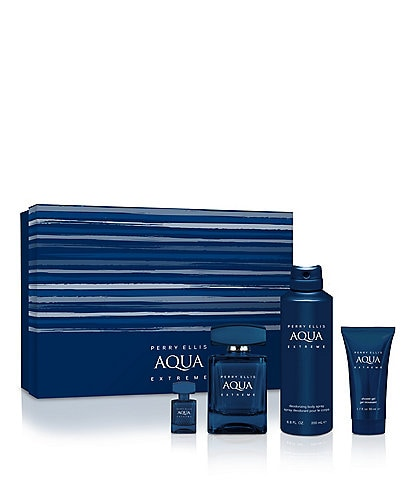 Perry Ellis Aqua Extreme Gift Set