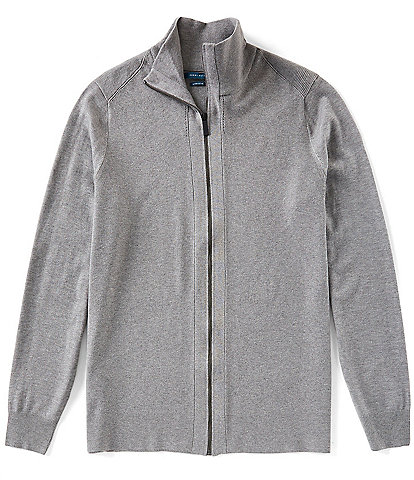 Perry Ellis Big & Tall Full-Zip Jacket