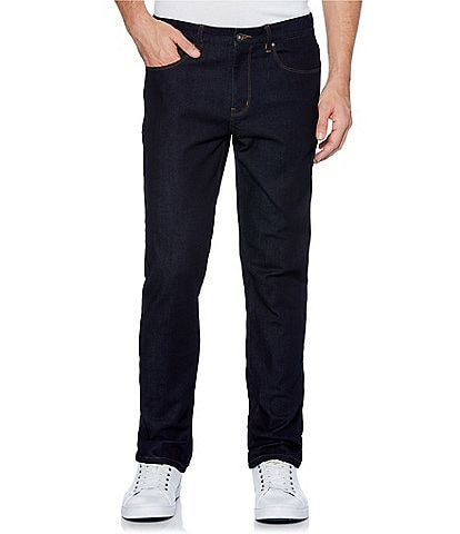 Perry Ellis Big & Tall Slim-Fit Dark Indigo Stretch Denim Jeans