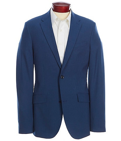 Perry Ellis Big & Tall Slim-Fit Wrinkle-Resistant Performance Stretch Washable Jacket