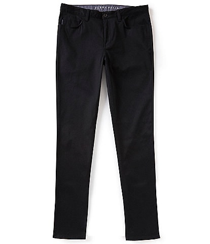 Perry Ellis Big & Tall Slim-Fit Wrinkle-Resistant Water-Repellent Stretch 5-Pocket Pants