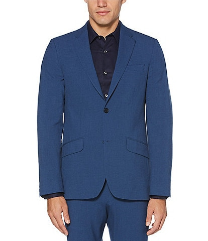 Perry Ellis Big & Tall Wrinkle-Resistant Performance Stretch Washable Jacket
