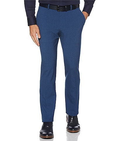 Perry Ellis Slim-Fit Wrinkle-Resistant Performance Stretch Washable Pants