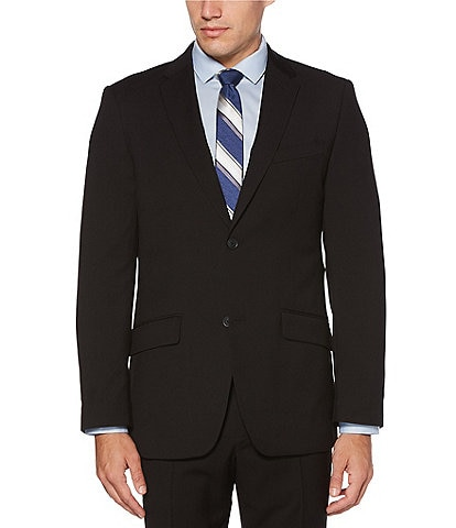 Perry Ellis Solid PVL Jacket