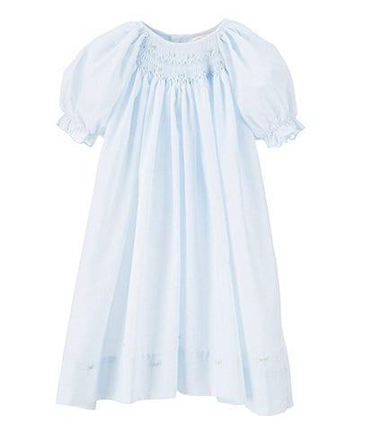 Petit Ami Baby Girls Preemie-9 Months Smocked Dress