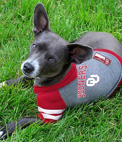 Pet's First University of Oklahoma Hoodie T-Shirt