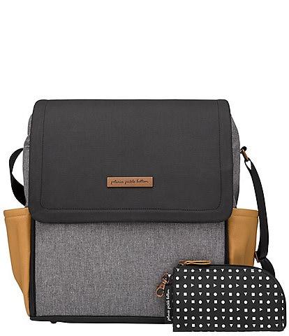 Petunia Pickle Bottom Boxy Backpack Diaper Bag - Colorblock