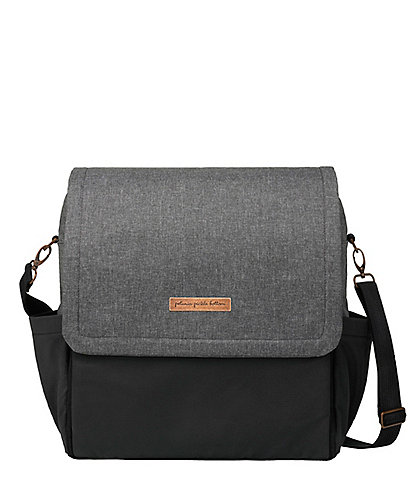 Petunia Pickle Bottom Boxy Backpack Colorblock Diaper Bag