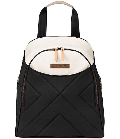 Petunia Pickle Bottom Inter-Mix Slope Diaper Bag Backpack