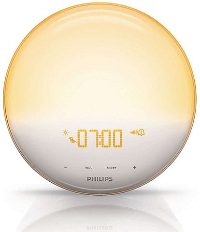 Philips Wake Up Light Radio Alarm Clock