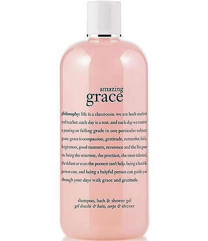philosophy Amazing Grace Perfumed Shampoo Bath & Shower Gel