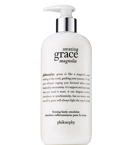 philosophy amazing grace magnolia firming body emulsion