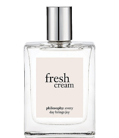 philosophy fresh cream eau de toilette spray