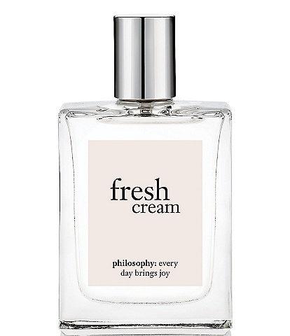 philosophy Fresh Cream Eau De Toilette Spray