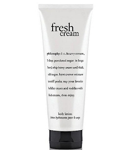 philosophy Fresh Cream Lotion