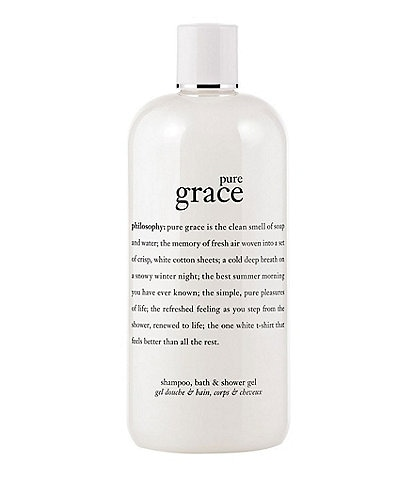 philosophy Pure Grace Shampoo Bath & Shower Gel