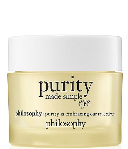 philosophy Purity Eye Gel