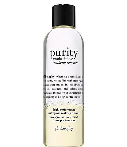 philosophy Purity Made Simple High-Performance Waterproof Makeup Remover