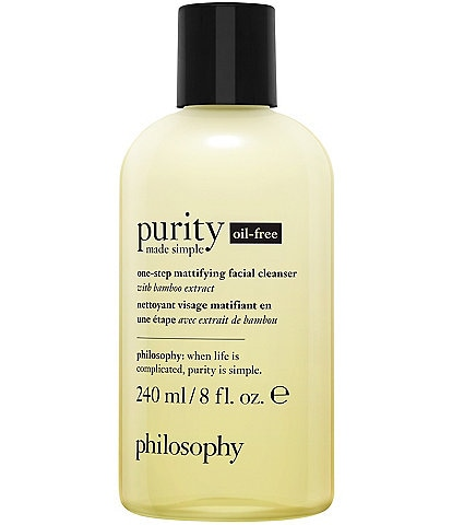 philosophy Purity Made Simple Oil-Free Cleanser, 8-oz.
